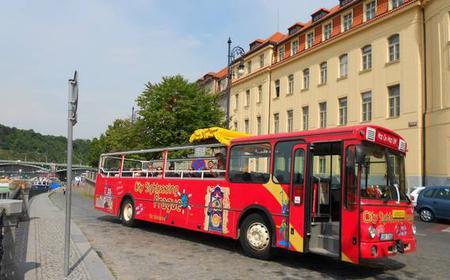 Prag: 48 Stunden Hop-On/Hop-Off-Bus, Boot und Optionen