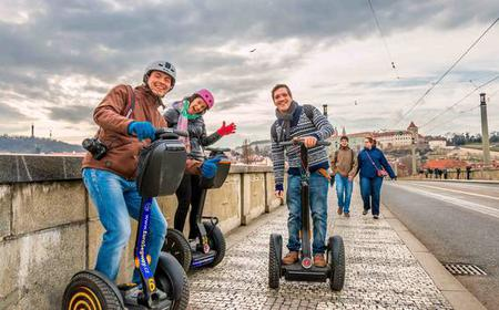 Prague Castle and Old Town 1.5-Hour Group Segway Tour