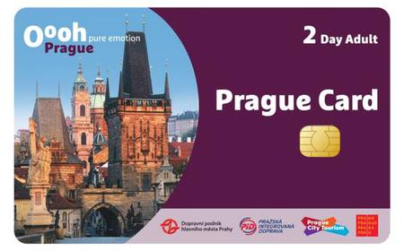 Prague City Card: 2-Day, 3-Day or 4-Day