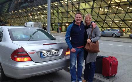 Krakow Airport Private Transfer