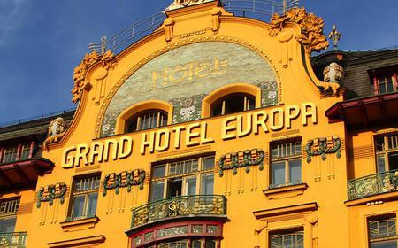 Prague Art Nouveau and Cubist Architecture 3-Hour Tour