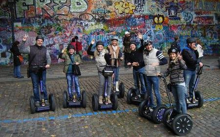 Prague by Segway: City Highlights 2-Hour Private Tour