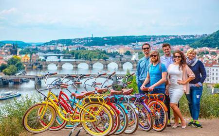 Real Prague Tour by Electric Bike