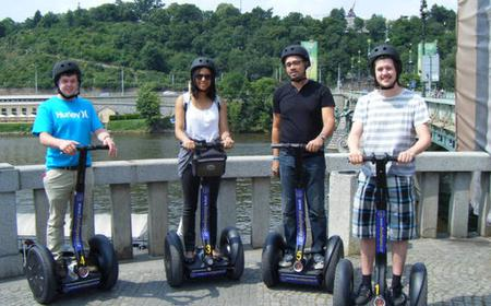 Prague by Segway: Private 3-Hour Sightseeing Tour