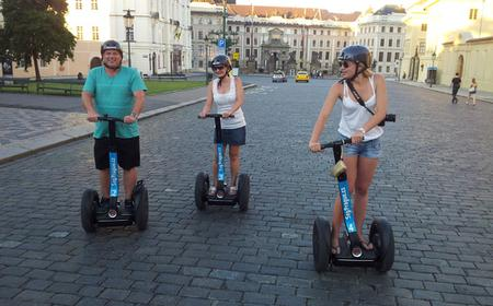 3-Hour Superior Prague Segway Tour