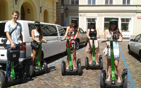 Prague 3-Hour Segway Tour