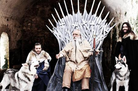 Full-Day Trip from Belfast: The Ultimate Game of Thrones Experience including Winterfell, Direwolves and Replica Throne