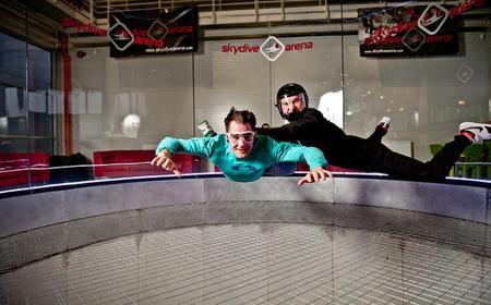 Indoor Skydiving Wind Tunnel Adventure in Prague