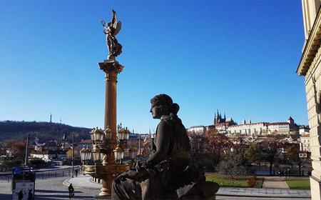 Prague 3-Hour Architectural Tour