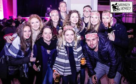 Prague: New Years 2017 Pub Crawl with 3-Hour Open Bar