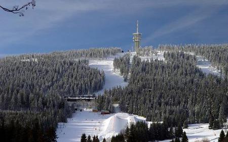 Day Trip to Klínovec Ski Area from Prague