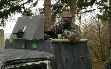 Prague: Paintball with Screenplay and Military Museum