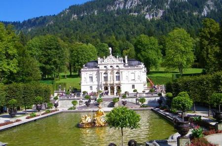 Overnight Royal Castles Tour - Linderhof, Hohenschwangau, Neuschwanstein