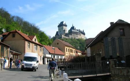Karlstejn Castle & Crystal Manufactory - Private Tour