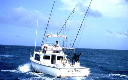 Deep Sea Fishing from Puerto Plata