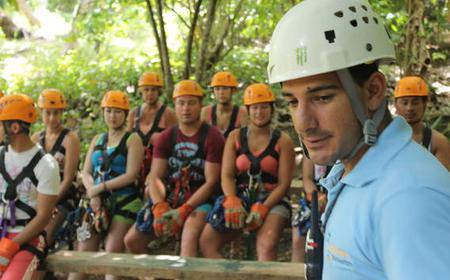 Punta Cana: Extreme Swing Adventure
