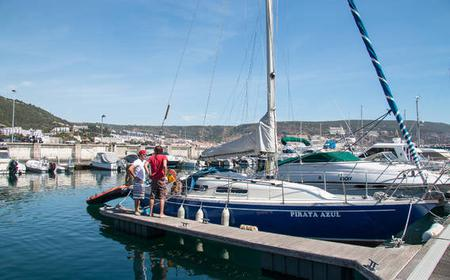 Tagus River Sightseeing Sailboat Yacht Tour: 2 Hours