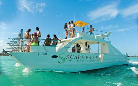 Punta Cana: 2.5-Hour Sunshine Cruise by Scape Park
