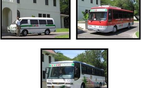 Punta Cana to Samana (private transfer)