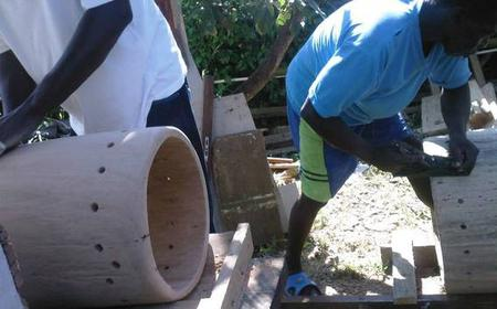 Garifuna Drum-Making Workshop: 2 Days in Punta Gorda