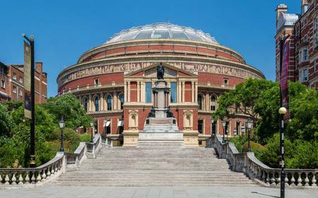 Royal Albert Hall Guided Tour