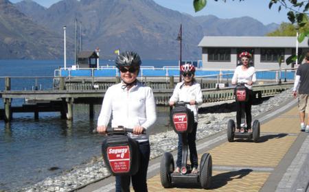 Queenstown Bay: 1-Hour Segway Ride