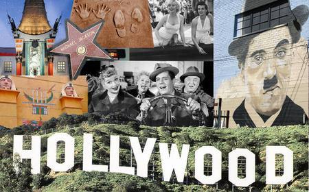 Hollywood Grand City Tour