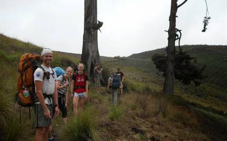 3-Day Trekking From Xela to Atitlan Lake
