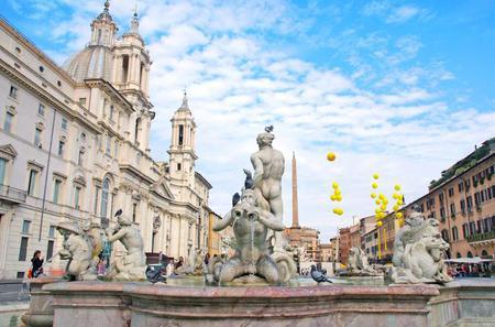 Classical Rome City Tour