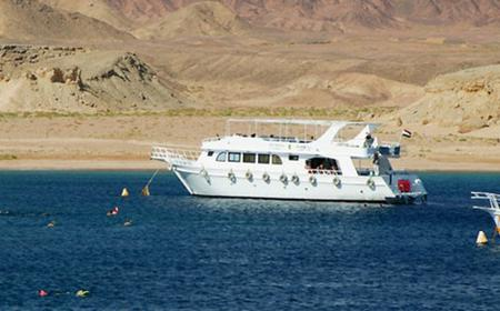 Sharm El Sheikh: Ras Mohammed Boating & Snorkeling Day Trip