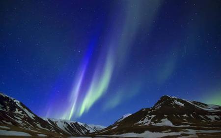 Northern Lights & Stars