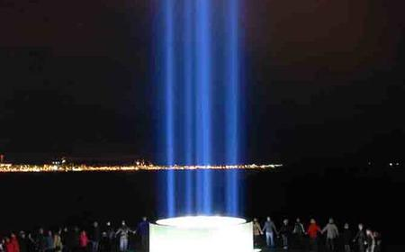 Reykjavik: 2-Hour Imagine Peace Tower Tour