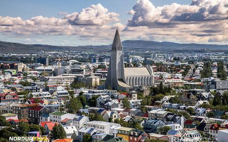 Reykjavik: Panoramic Helicopter Flight