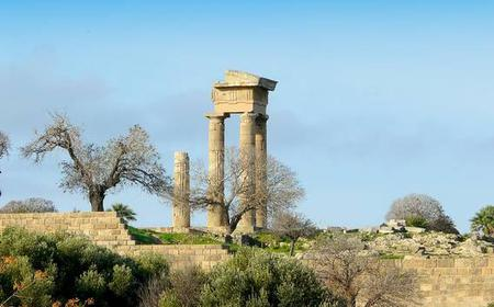 Rhodes: Private Fully Customized Half or Full-Day Tours