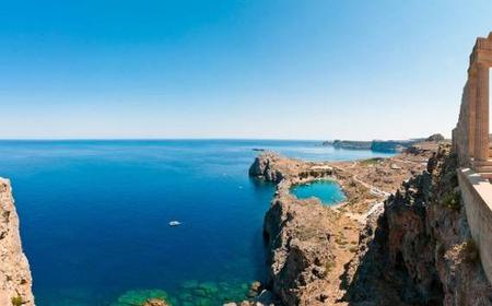 Rhodes: Private Half-Day Guided Tour to Lindos