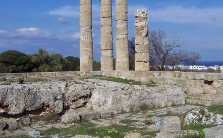 Private 5-Hour Rhodes City & Lindos Acropolis