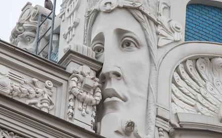 Walking Tour of Riga's Beautiful Art Nouveau Architecture