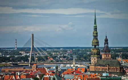 Best of Riga Food and Culture Walking Tour