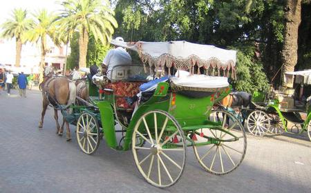 Marrakech City Tour by Carriage