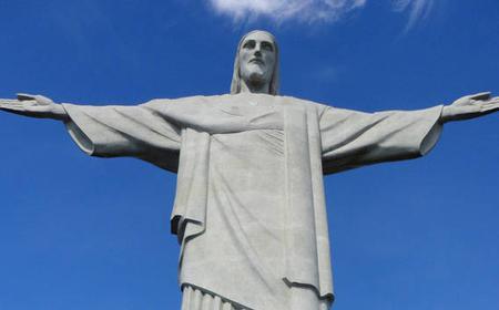Rio de Janeiro: Christ the Redeemer Tour