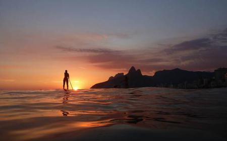 Stand-Up Paddle Tour in Ipanema