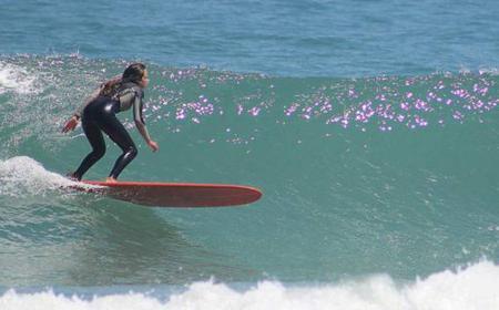 Rio de Janeiro: 1-Hour Surf Lesson