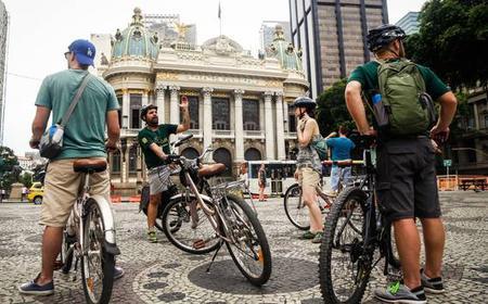 Rio de Janeiro: City Bike Tour