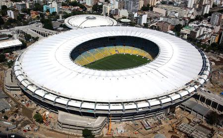 Rio de Janeiro: Maracanã Stadium Insider Tour