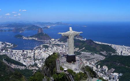 Rio de Janeiro: Corcovado and Christ the Redeemer