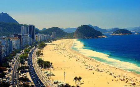 Rio de Janeiro: Airport transfer with German driver