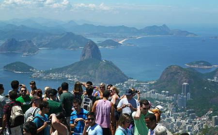 Christ the Redeemer to Parque Lage 6-Hour Hiking Tour