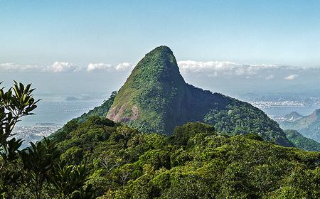 From Rio de Janeiro: Pico da Tijuca Hiking Day Tour