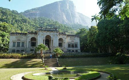 Rio: Christ the Redeemer Hike & Parque Lage Tour