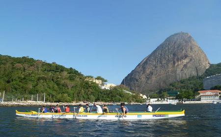 Rio de Janeiro: Hawaiian Canoe Tour